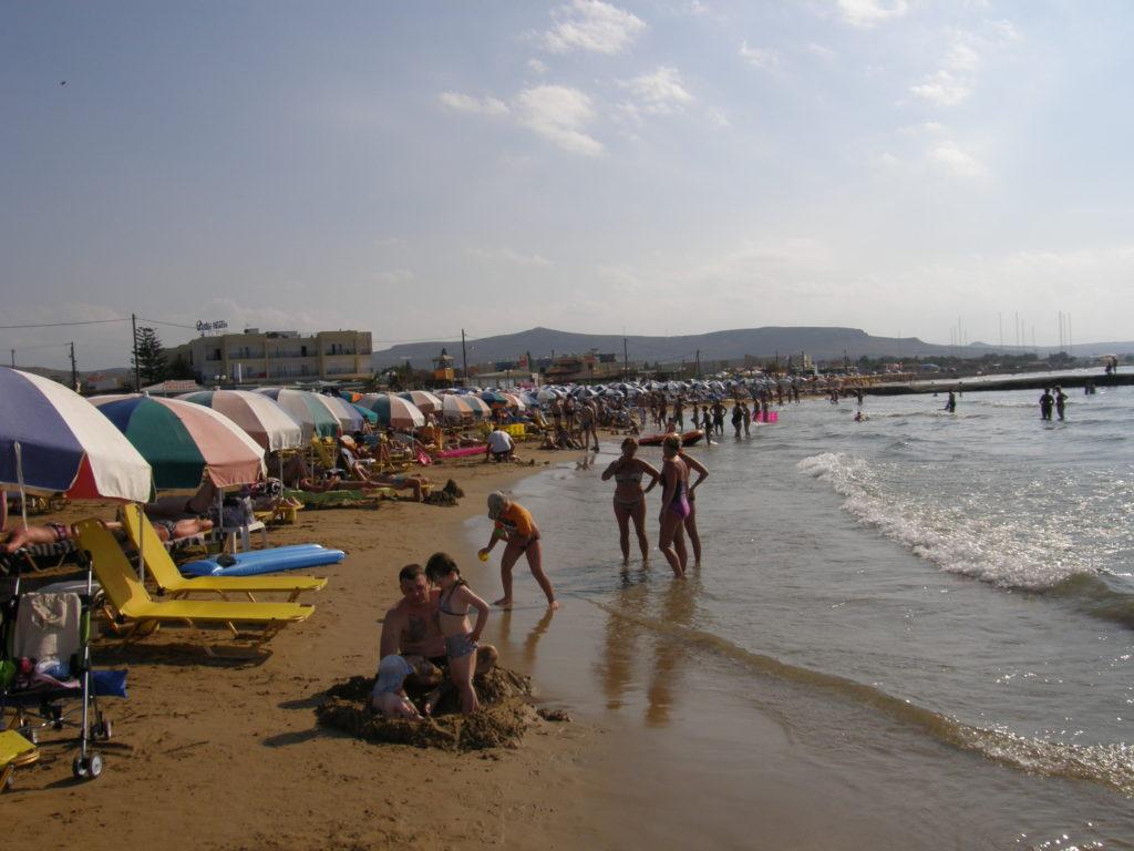 Kato Guwes plaża