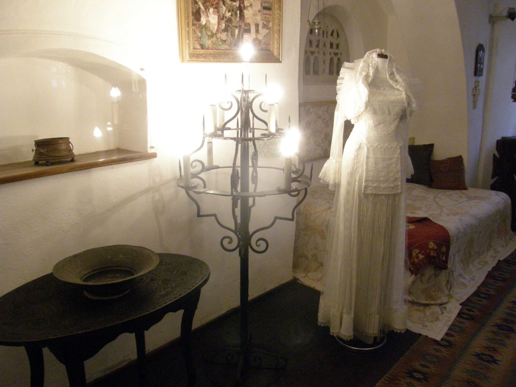 suknia królowej Marii Koberg