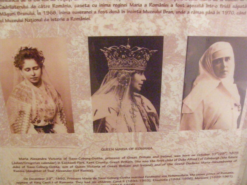 Królowa Rumunii Maria Koburg