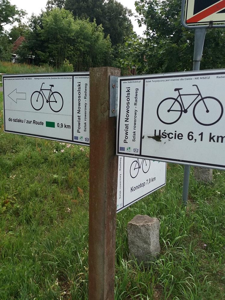 Lubuskie ścieżki rowerowe