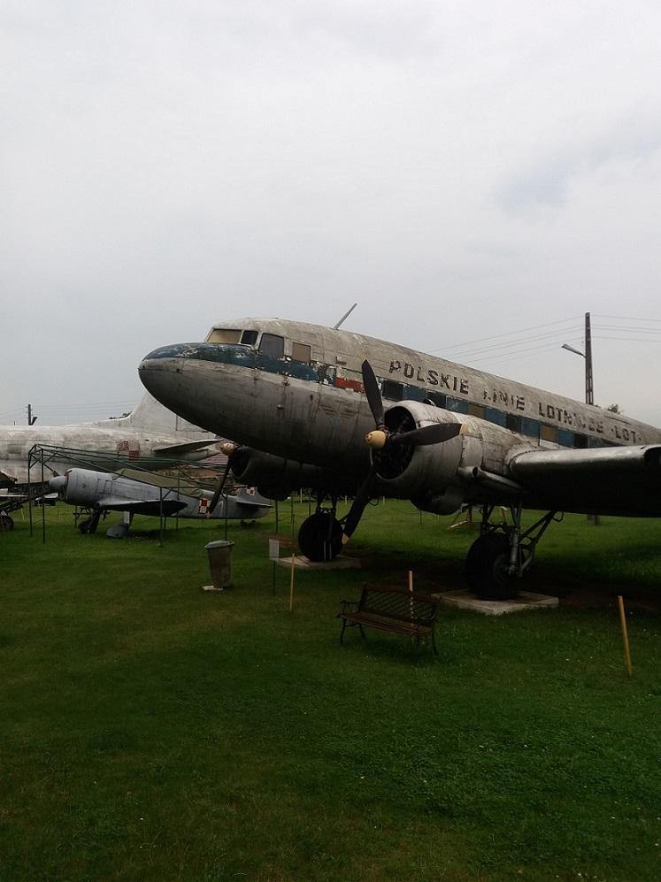 Lubuskie Muzeum Wojskowe - piękna kolekcja starych samolotów!