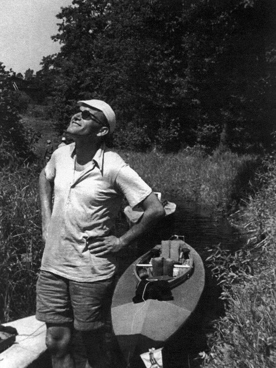 Jedną z miłości Karola Wojtyły były spływy kajakowe