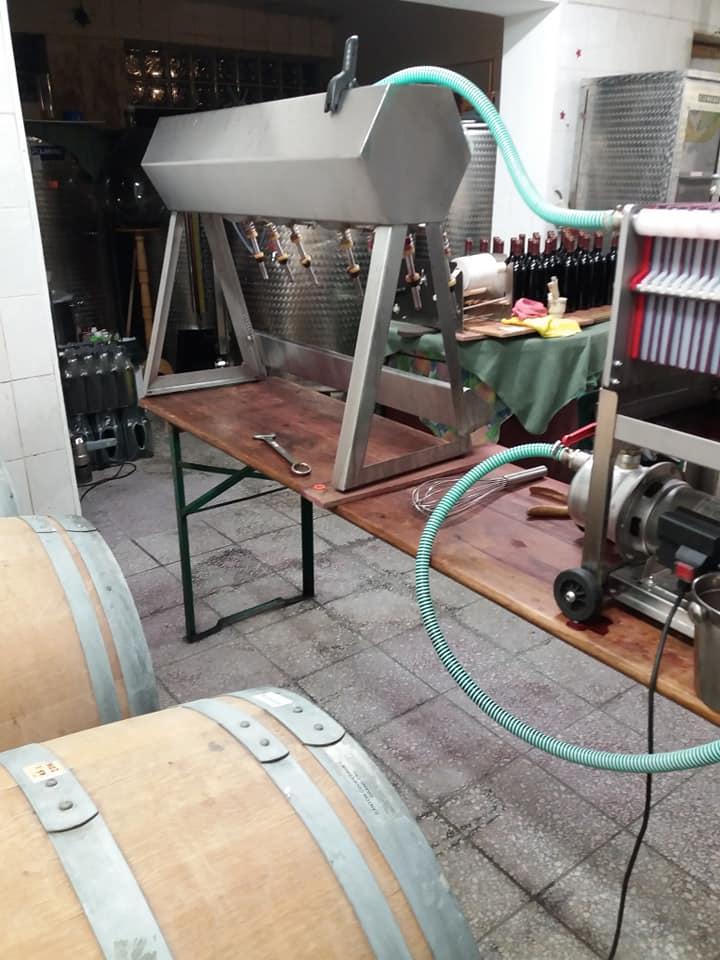 Słuchaliśmy o procesie wytwarzania wina