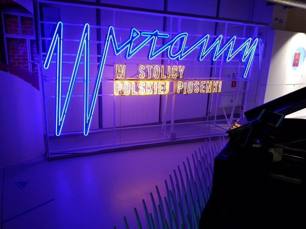 archiwum Muzeum Polskiej Piosenki