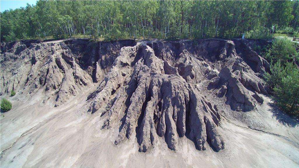 Formacje skalne imponują swoim kształtem