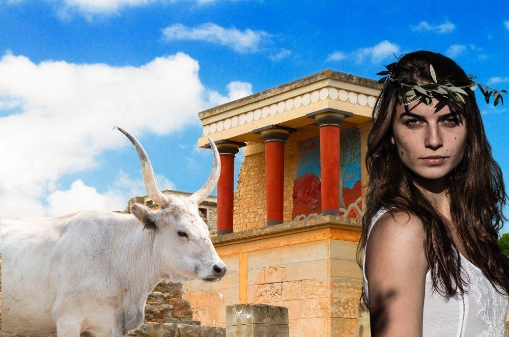 Kreta Knossos Zeus