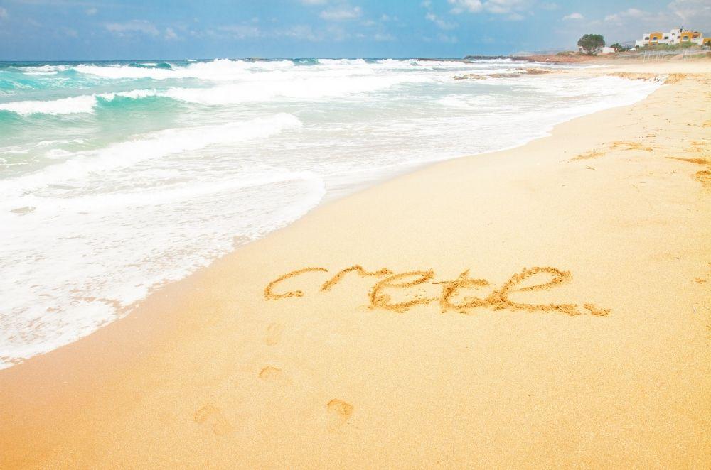 Malia plaża