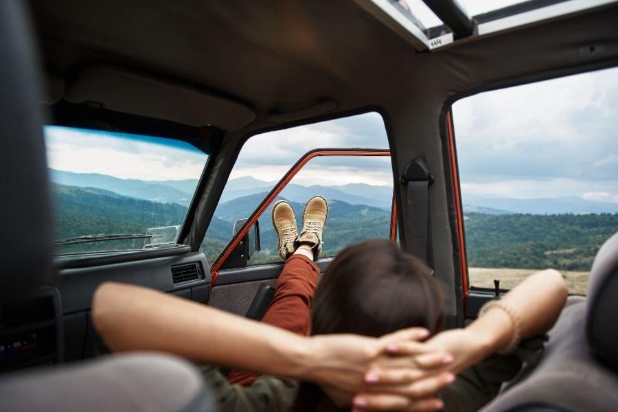 Podróże samochodem